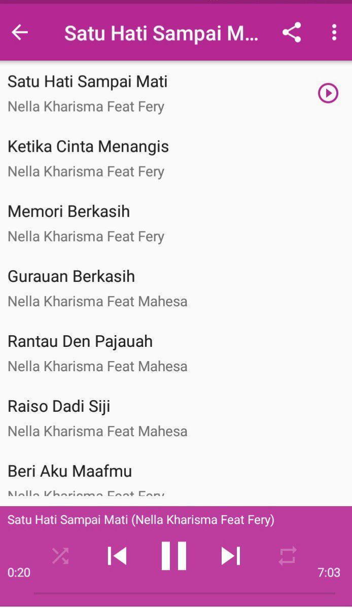 Satu Hati Sampai Mati Duet Nella Kharisma For Android Apk Download
