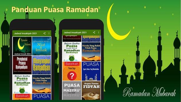 Jadwal Imsakiyah 2021 screenshot 1