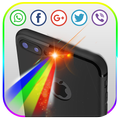 Color Flash Light Alerts Call!!