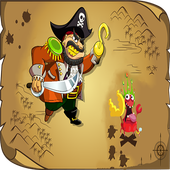 Pirates and The king of Crabs icon