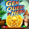 Gem Quest Hero ícone