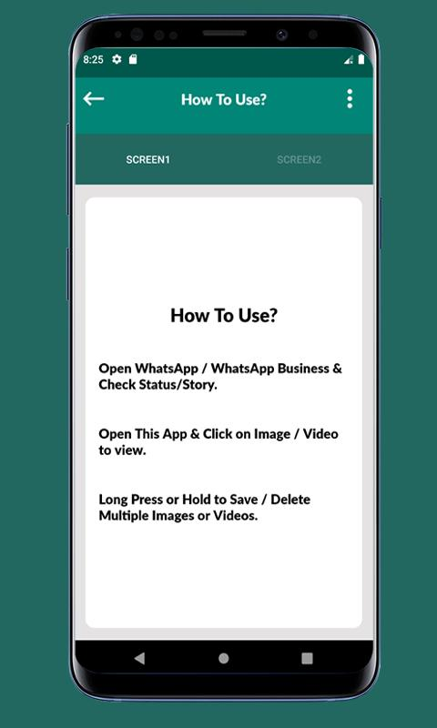Status Saver For Whatsapp Status Downloader For Android