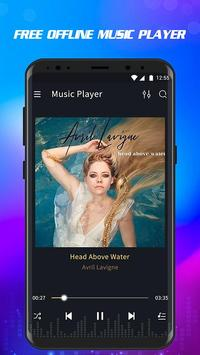 Free Offline Music Player poster