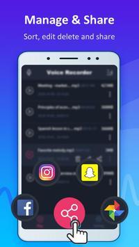 Voice Recorder screenshot 3