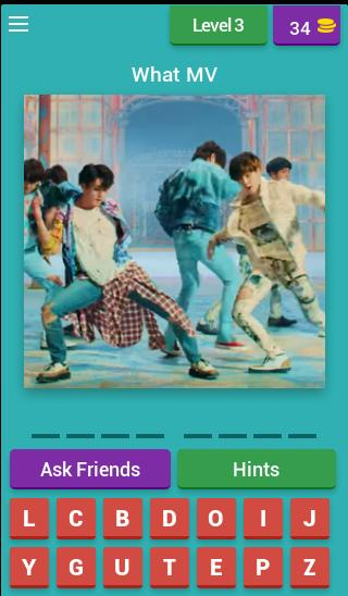 Guess the BTS song by MV for Android - APK Download