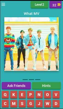 Guess the BTS song by MV screenshot 3