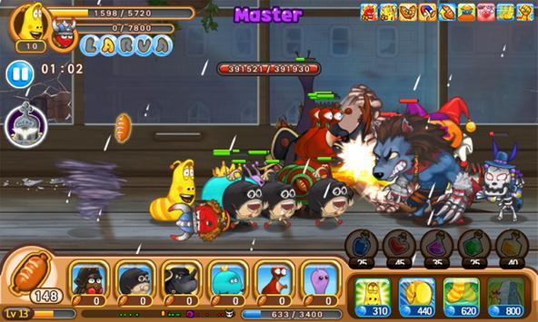 Larva Heroes screenshot 15