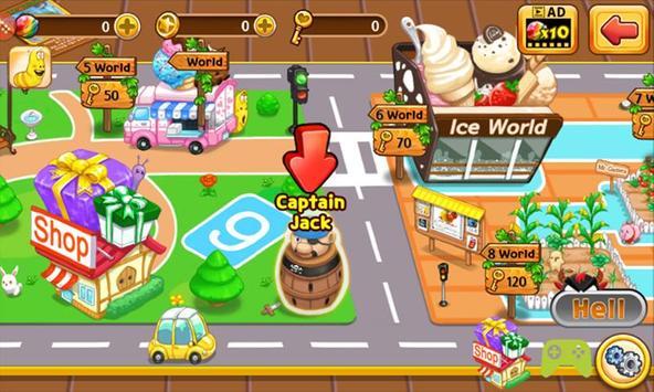 Larva Heroes screenshot 2