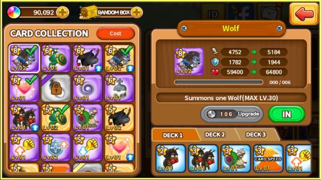Larva Heroes: Battle League screenshot 4