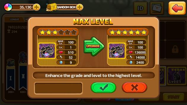 Larva Heroes: Battle League screenshot 5