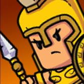 Tap Little Hero : Clicker Game icon