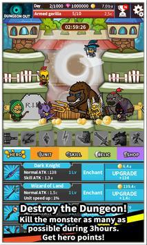 Tap Little Hero : Clicker Game screenshot 4