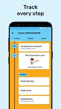 2 Schermata Mr D Food