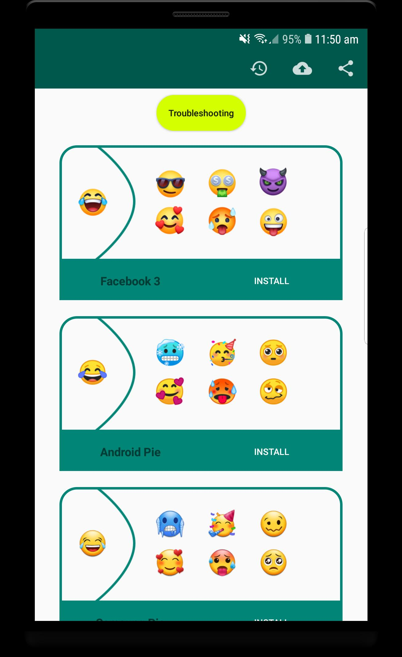Emoji Switcher ( root ) for Android - APK Download