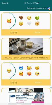 Emoji Switcher PRO for FB (ROOT) screenshot 2