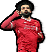 Mo Salah stickers for WhatsApp ícone
