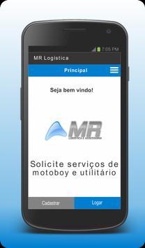 MR Logística - Cliente screenshot 1