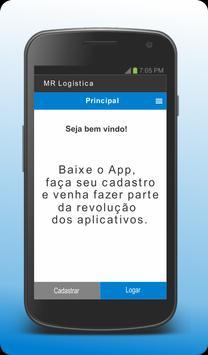 MR Logística - Cliente screenshot 2