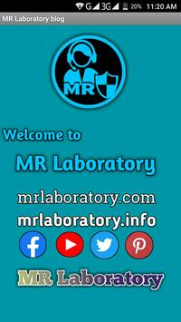 MR Laboratory Blog screenshot 1
