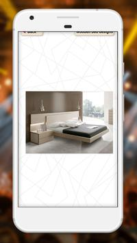 Wooden bed designs screenshot 5