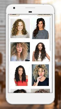 Girls hairstyles step by step poster