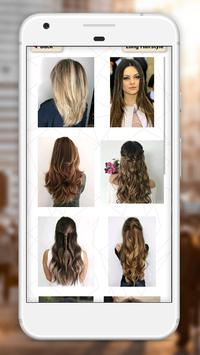 Girls hairstyles step by step screenshot 1