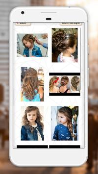 Girls hairstyles step by step screenshot 2