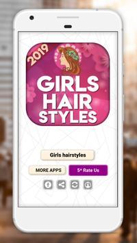 Girls hairstyles step by step screenshot 4