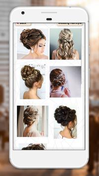 Girls hairstyles step by step screenshot 6