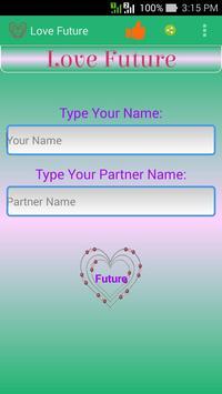 Love Future poster