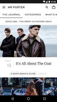 MR PORTER | Luxury Men's Fashion screenshot 2