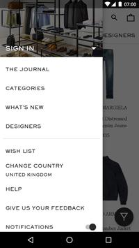 MR PORTER | Luxury Men's Fashion screenshot 4