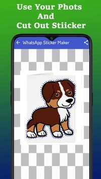 Sticker Maker WAStickerApps For WhatsApp screenshot 1