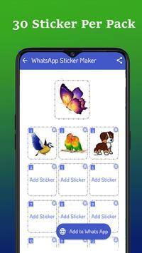 Sticker Maker WAStickerApps For WhatsApp screenshot 3