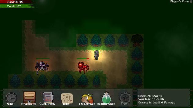 Master of Rogues - The Seven Artifacts (roguelike) ảnh chụp màn hình 17