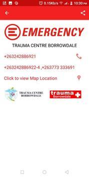 Security Shop Emergency Contacts screenshot 3