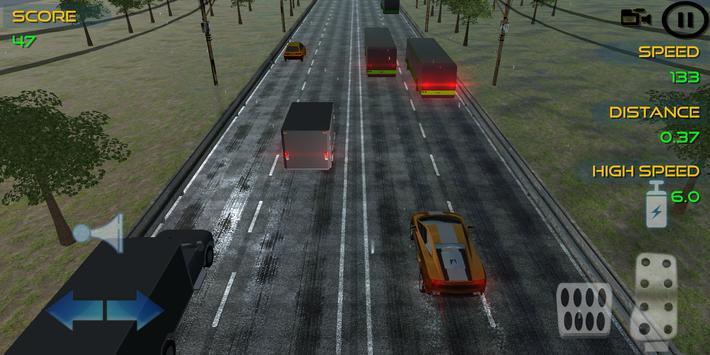 Arcade Car Racer - 2021 screenshot 4