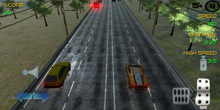 Arcade Car Racer - 2021 screenshot 3