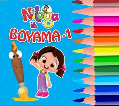 Niloyaa Boyama Oyunları Ekran Görüntüsü 1