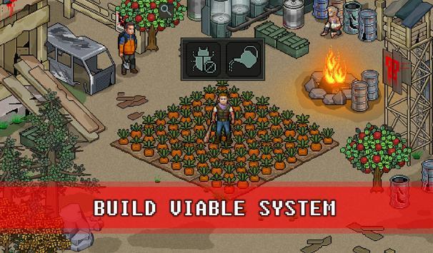 Fury Survivor: Pixel Z imagem de tela 5