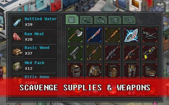 Fury Survivor: Pixel Z imagem de tela 10