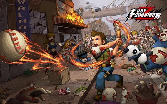 Fury Survivor: Pixel Z imagem de tela 12