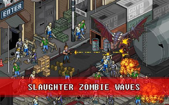Fury Survivor: Pixel Z imagem de tela 15