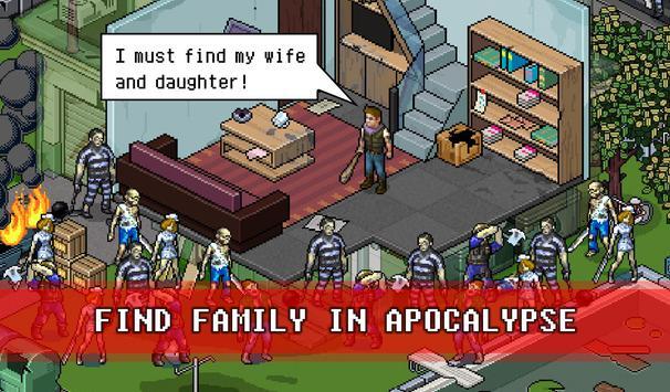 Fury Survivor: Pixel Z imagem de tela 2
