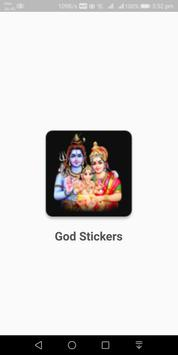 WA God Stickers- More Stickers poster