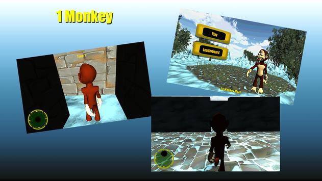 3D Monkey Maze screenshot 4