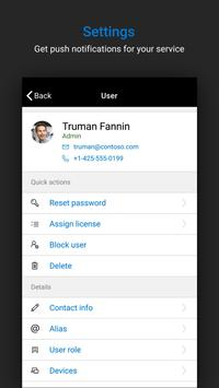 Microsoft 365 Admin screenshot 2