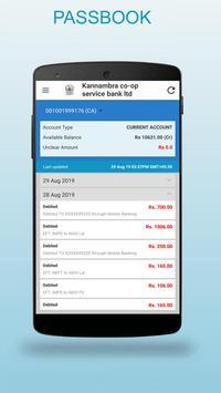 KannambraCoOperativeService Bank screenshot 3