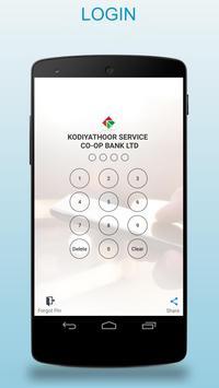 Kodiyathoor Bank poster