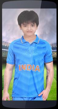 Cricketer Dress Changer screenshot 4